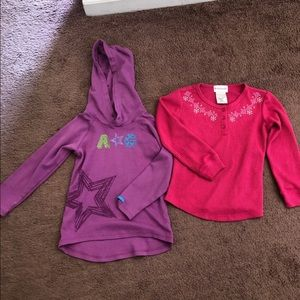 American Girl clothes size 6